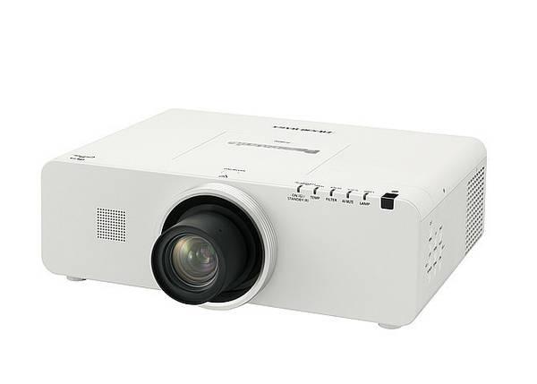Проектор Panasonic PT-EW630E, фото 2