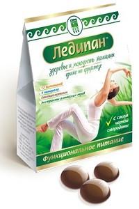 Ледипан драже Арго для девушек, женщин (витамины, минералы, гормональный баланс, регуляция месячных)