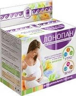 Лонопан витамины Арго для беременных и кормящих женщин (группа В, А, Е, D, кальций, магний, железо, йод, цинк)