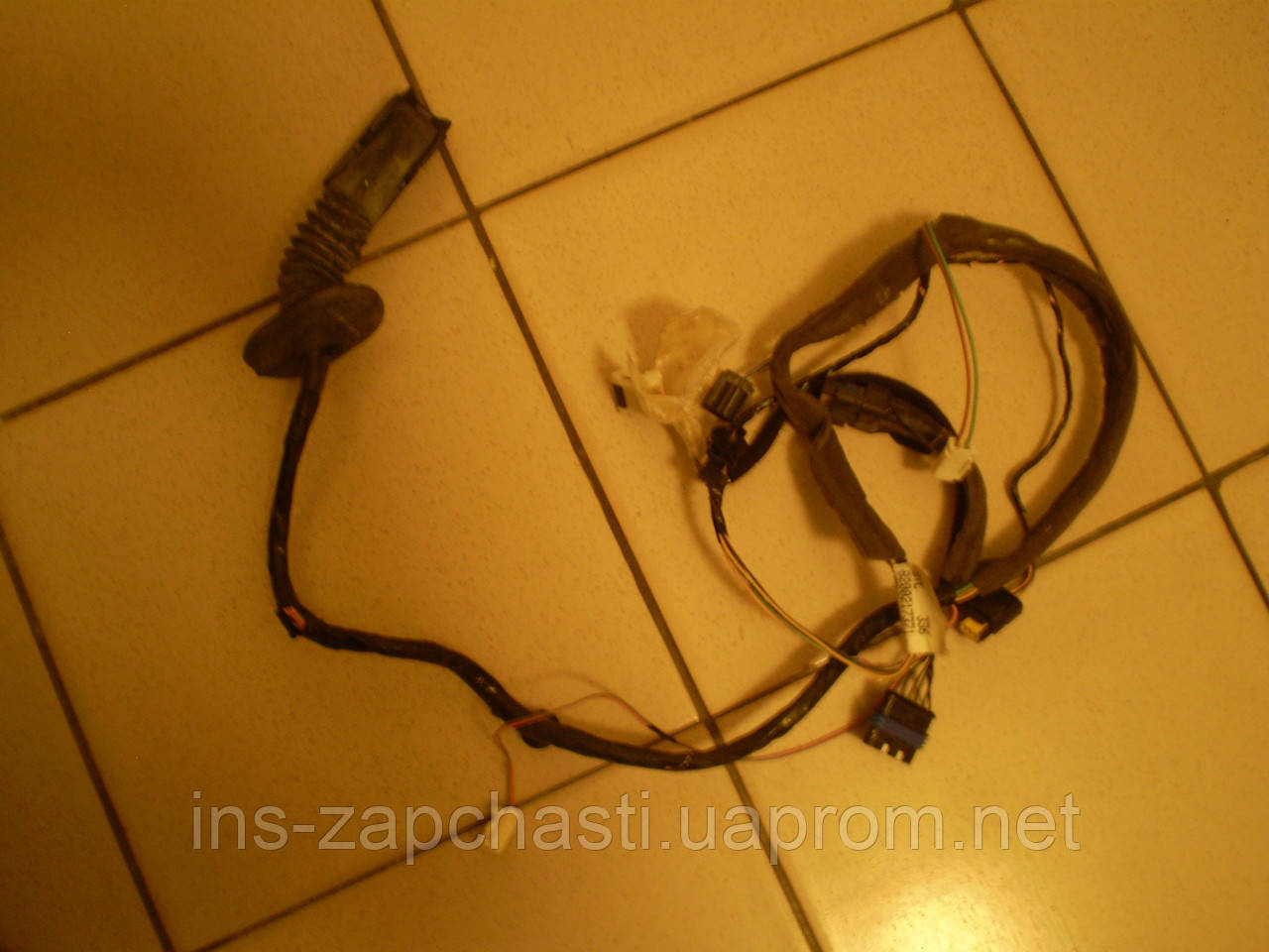 Електрична проводка у двері Renault Megan 2 2002-2009 Джгут проводів 8200164969