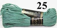 Мулине для вышивания (24шт/набор) 25 (955)