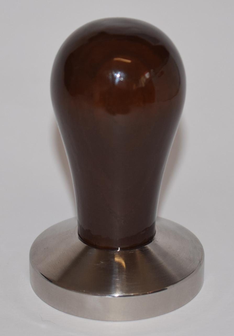 Темпер профессиональный нержавеющая сталь диаметром 53 мм