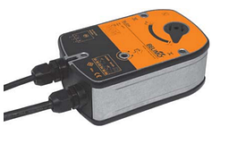 Электропривод клапанов дымоудаления BLE230