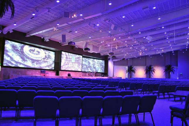 Світлодіодний екран OMG SMD P5, фото 2