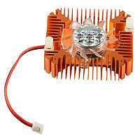 55мм 12В 2пин вентилятор с радиатором, кулер VGA