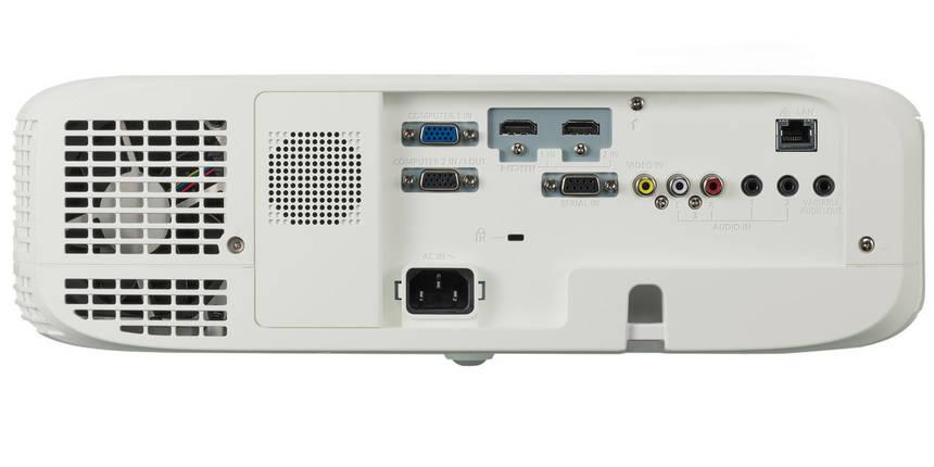Проектор Panasonic PT-VW530E, фото 2