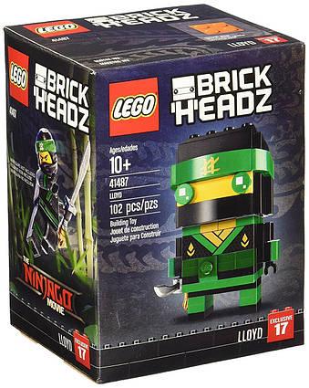 Lego BrickHeadz Ллойд 41487