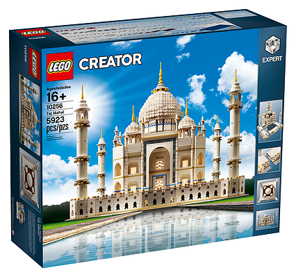 Lego Creator Тадж-Махал 10256