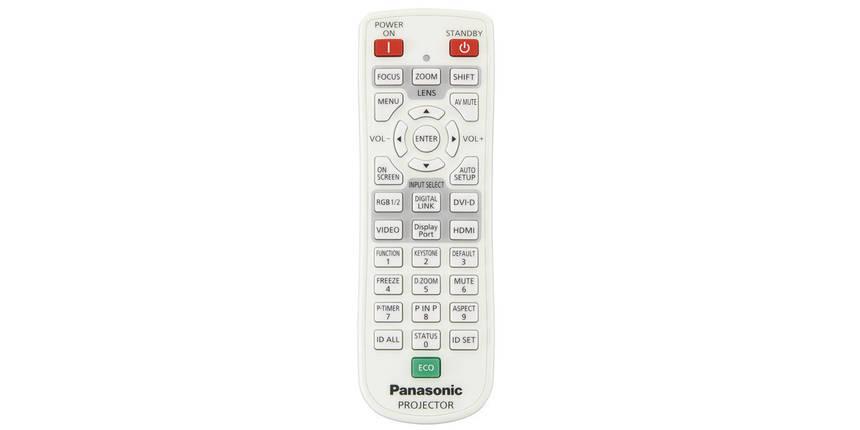 Проектор Panasonic PT-EW640LE, фото 2