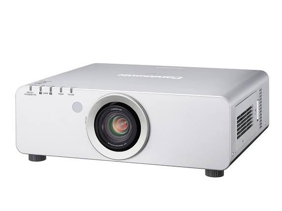 Проектор Panasonic PT-DW640EK, PT-DW640ES, PT-DW640ELK,PT-DW640ELS, фото 2
