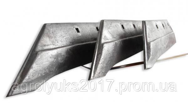 Лемех усиленный для плуга ПЛН-3‒35