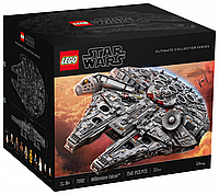 Lego Star Wars Сокол Тысячелетия 75192