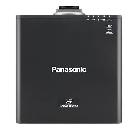 Проектор Panasonic PT-DZ870EK PT-DZ870ELK, фото 2