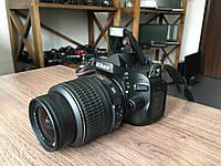 Дзеркальний фотоапарат Nikon D5100 18-55 Kit