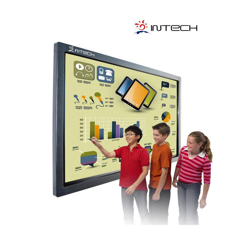 Интерактивная  доска INTECH 76Dual user (2 пользователя)