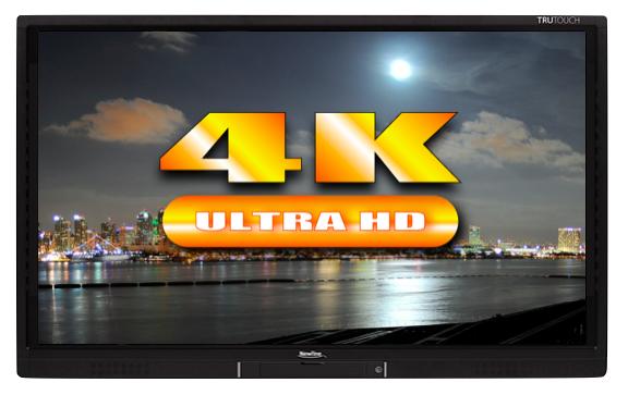 "Интерактивный дисплей NewLine TruTouch TT-6516UB 65"" 4K, фото 2"
