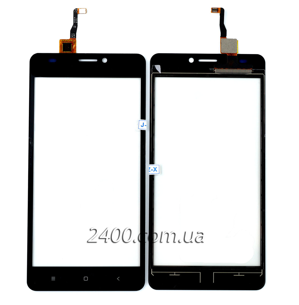 Тачскрин (сенсор) для телефона Oukitel C3 черный
