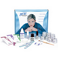 Профессиональный набор Gel It! для моделирования гелевых ногтей  Дополнительная гарантия: + 3 месяца