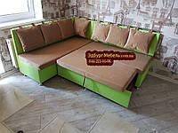 Кухонный уголок со спальным местом на заказ Бровары