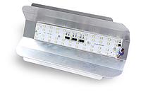 """Светодиодный прожектор 5 0Вт LED - матричный SLIM """"LINE"""" SMD матрица с IC драйвером"""