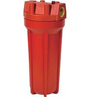 """891 10"""" Корпус фильтра для горячей воды; Вход 3/4."""