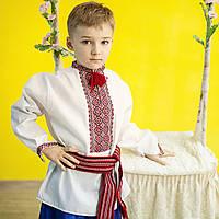 Вышиванки для мальчиков (ручная робота, 5-6 лет), фото 1