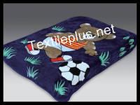 Плед детский акриловый - Vitas - 110*140 (kod 2090)