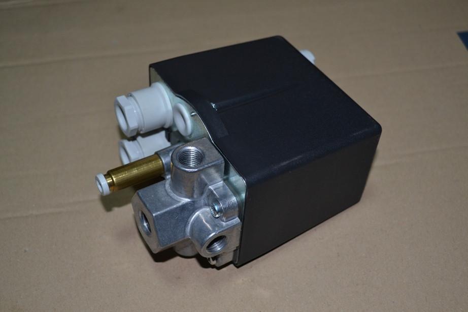 Блок давления компрессора 380в 16А Fini