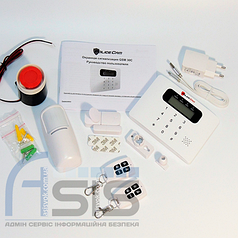 Охранная сигнализация GSM 30С Base PoliceCam комплект