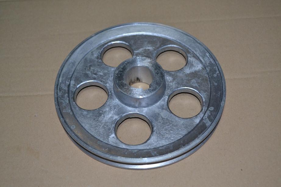 Шків електромотора 5.5 КВт під ремінь СПЗ - старий код 140177004 (9076887)