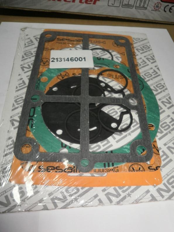 Набір прокладок поршневого бдлока компресора FINI BK 20, Dari DG1120 (213146001)