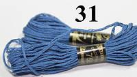Мулине для вышивания (24шт/набор) 31 (758)