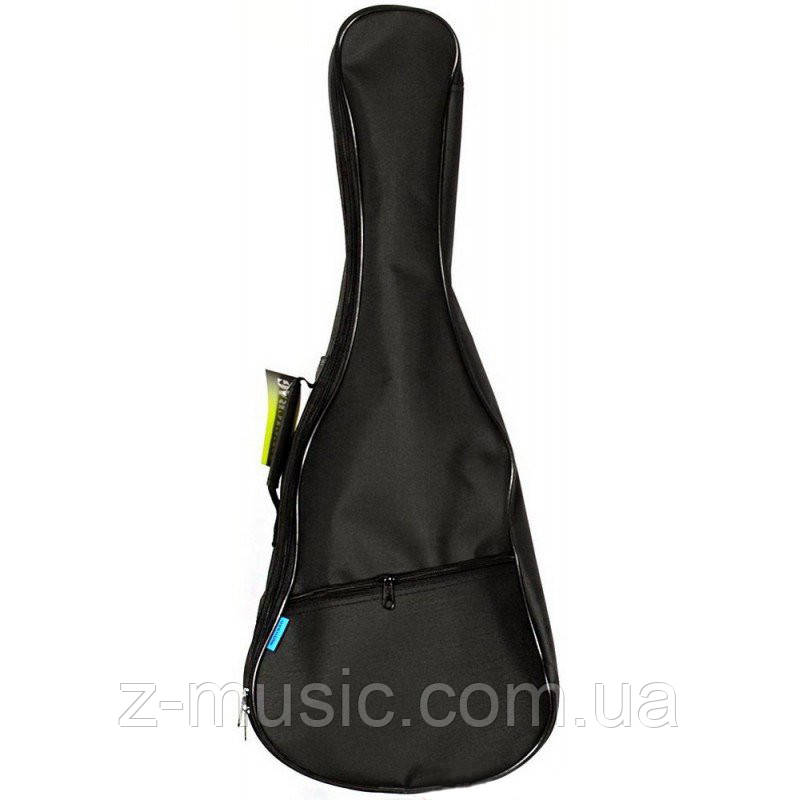 Чехол для укулеле тенор MusicBag UK26, утепленный 5мм, черный