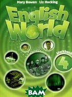 Mary Bowen, Liz Hocking English World 4: Workbook