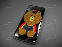 Полимерный TPU чехол Xiaomi Mi A2 Lite (bear)
