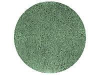 Килимок д/ванної polyester HIGHLAND d= 60 см, зелений_10.19959
