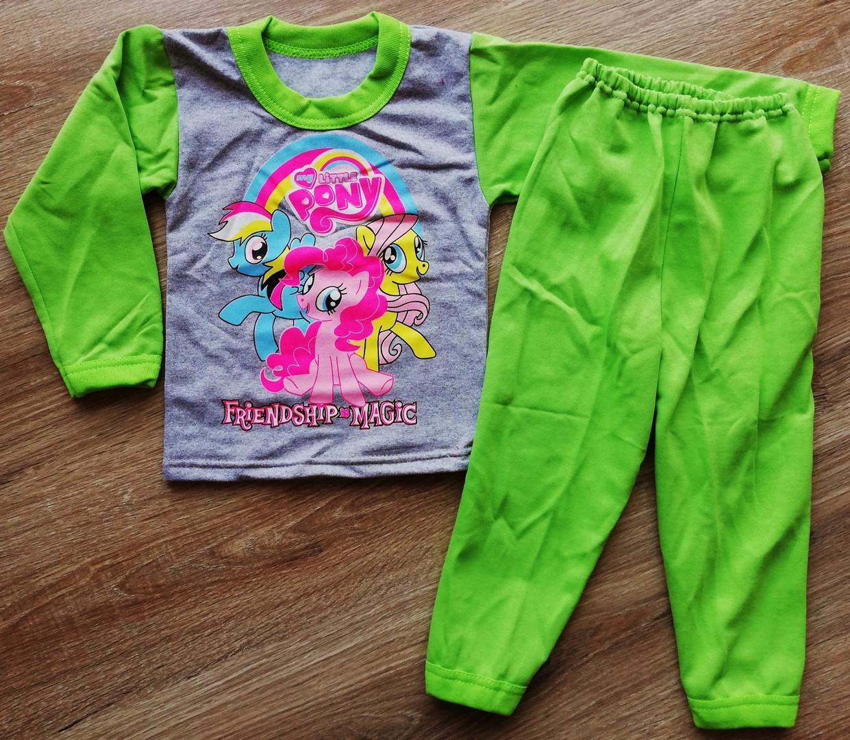 Детская пижама на байке PONY