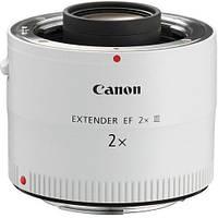 Canon EF 2X III Extender Гарантия от производителя ( на складе )