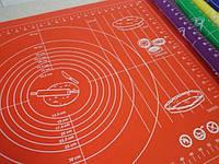 Силиконовый коврик для раскатки теста, фото 1