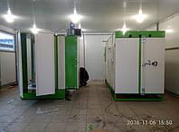 Комплект оборудования для порошкового окрашивания