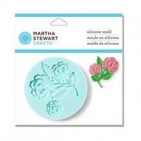 Молд силиконовый Roses Martha Stewart Crafts 35218