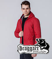 Braggart Evolution 1295 | Ветровка мужская красная