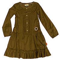 Платье для девочки-подростка Pamietnik Z Podrozy 1 Коричневое