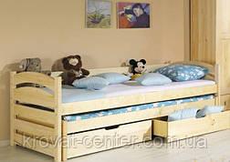 """Кровать с дополнительным спальным местом """"Марта Люкс""""   , фото 2"""