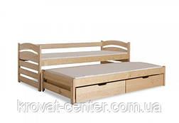 """Кровать с дополнительным спальным местом """"Марта Люкс""""   , фото 3"""