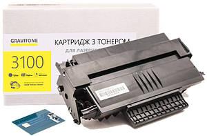 Картридж Xerox Phaser 3100 (3100MFP) совместимый, аналог Xerox 106R01378 (3.000 копий) Gravitone