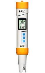 Профессиональный влагозащищённный рН-метр PH-200 HM Digital (mdr_2209)