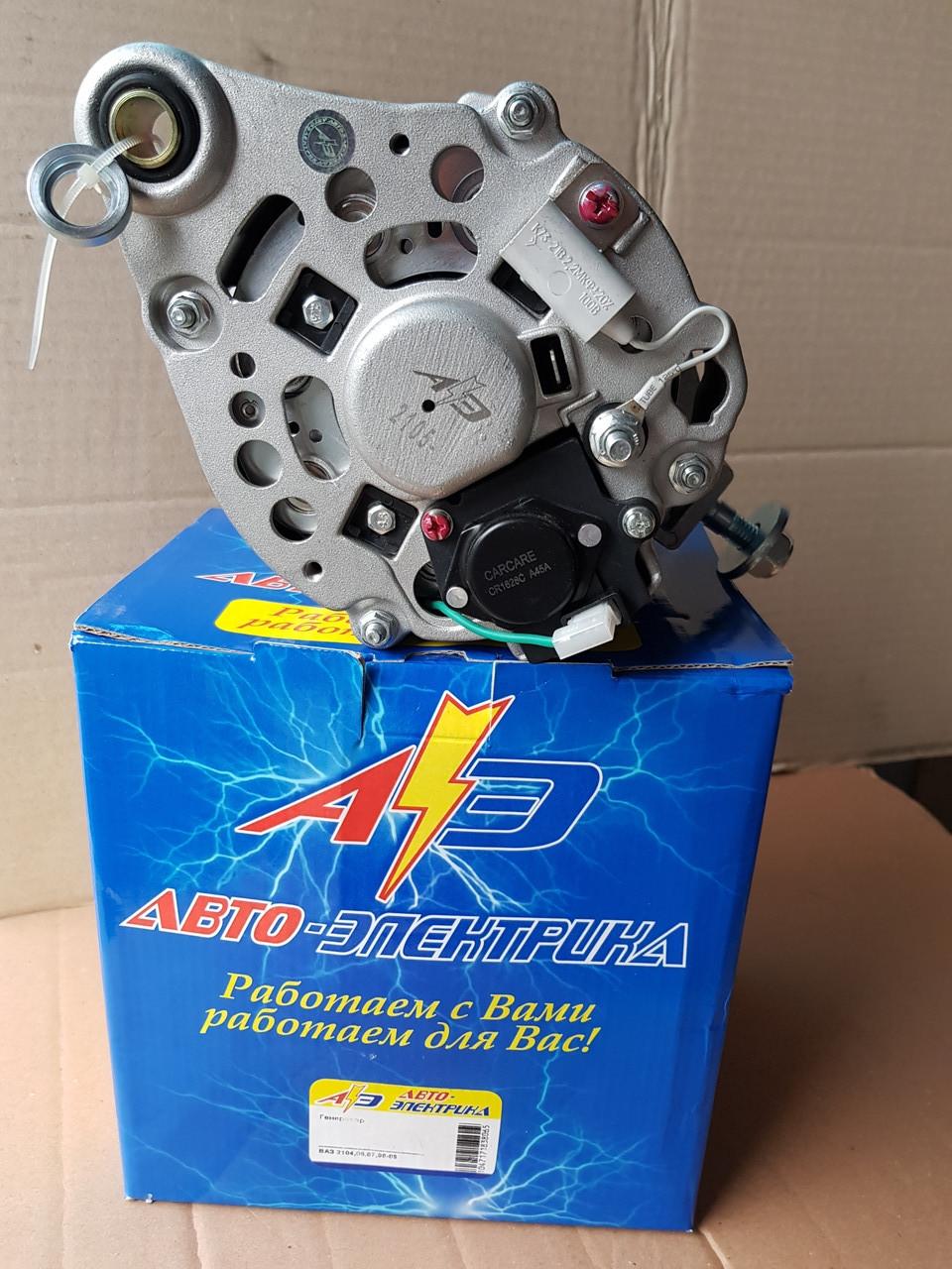 Генератор 2108 73А  АвтоЭлектрика