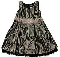 Платье для девочки-подростка Celine Графитовое