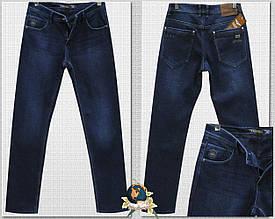 Джинсы мужские утеплённые классические прямые Fansida 36 размер